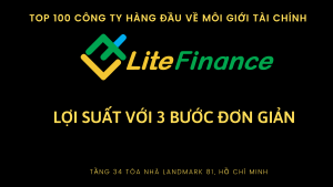 Kiếm tiền đơn giản chỉ với 3 bước cùng LiteForex