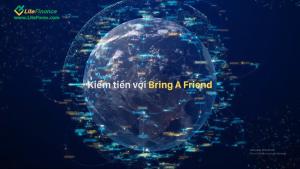 """Ai cũng có thể kiếm tiền tại nhà với """" Bring A Friend """" cùng LiteForex"""