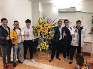 Chúc mừng Thủ Đô Hà Nội khai trương thêm 1 văn phòng đối tác LiteForex mới