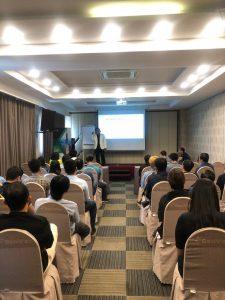 Hội thảo hàng tuần tại Sài Gòn ngày 14/09/2019 diễn ra thành công rực rỡ