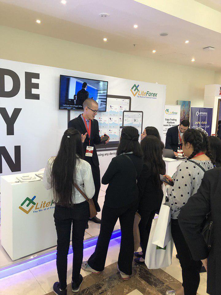 LiteForex trên con đường chinh phục thị trường Forex toàn cầu