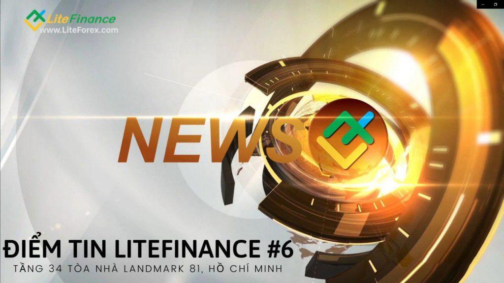 Điểm tin hàng tuần và các hoạt động của LiteFinance số thứ Sáu 04/11/2019