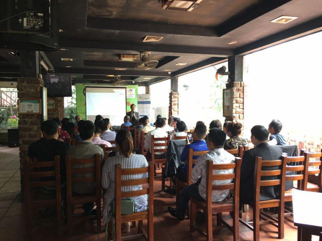 Hội thảo của 1 đối tác LiteForex tại Hà Nội đã diễn ra thành công rực rỡ