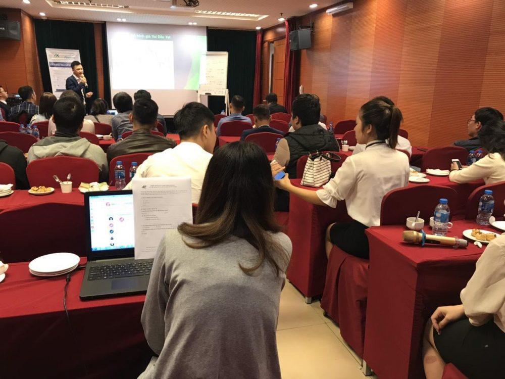 Hội thảo được tổ chức bởi một IB lâu đời của LiteForex