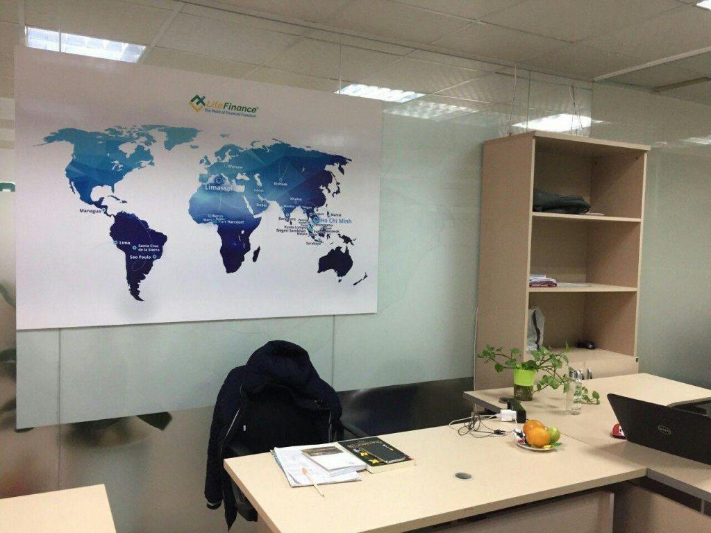 LiteForex vừa khai trường thêm 1 văn phòng đối tác tại Hà Nội