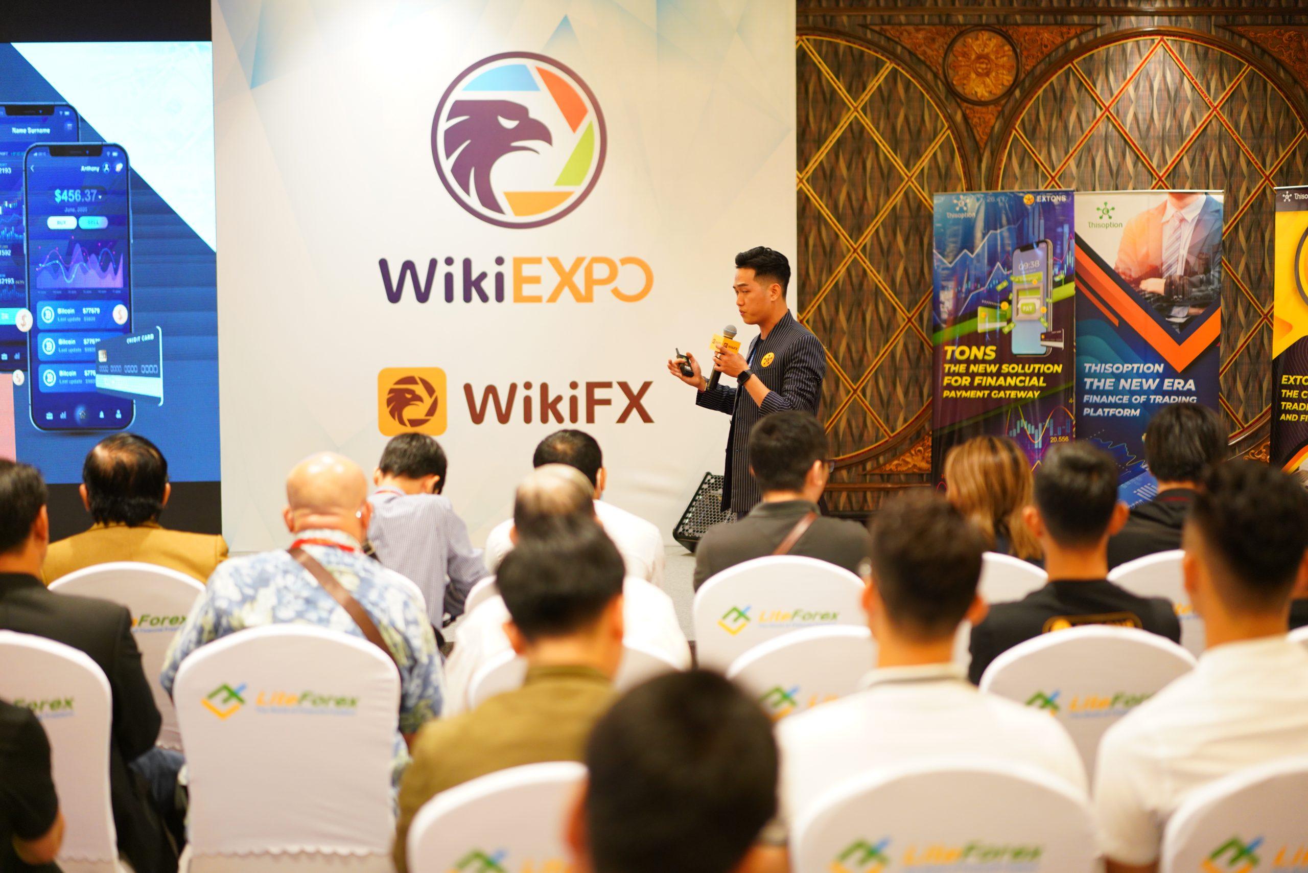 Sự kiện do WikiFX kết hợp cùng LiteFinace tổ chức