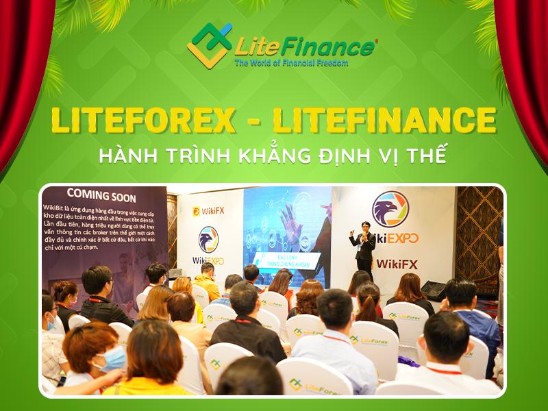 Liteforex Litefinance Hành Trình Khẳng định Vị Thế