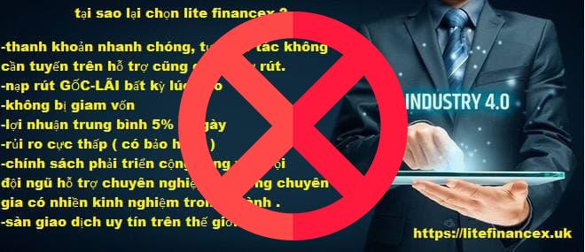 Lite Financex Giả Mạo Thương Hiệu 2